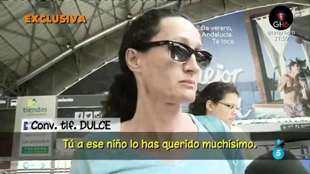 """Dulce, de Kiko Rivera: """"Que no me nombre porque tiene mucho que callar"""""""