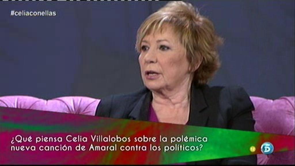 """Celia Villalobos: """"La mayoría de los políticos somos honestos"""""""