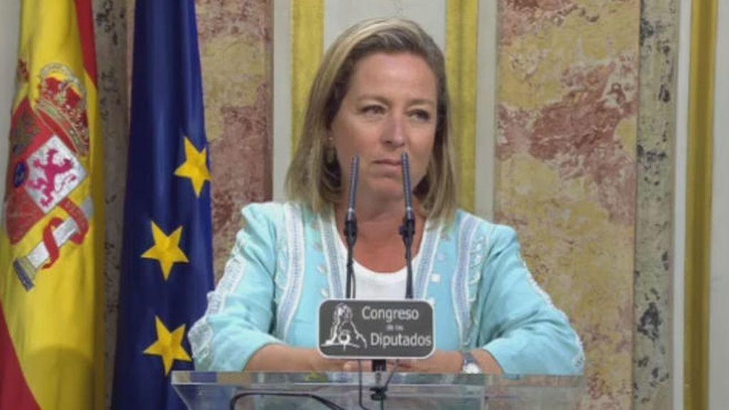 """Ana Oramas: """"Hay un compromiso para que se haga política de estado"""""""