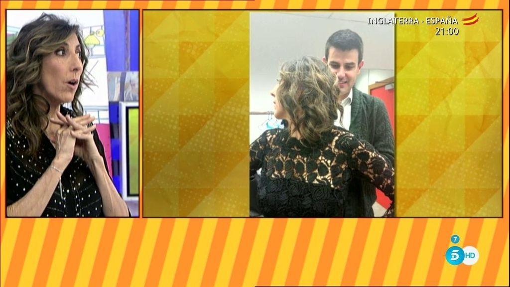 ¿Quién ha traicionado a Paz Padilla?: Las fotos privadas de la presentadora
