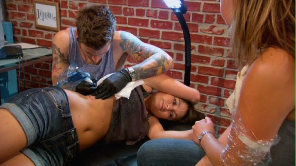El arte del tatuaje llega a Energy con el estreno de 'Best Ink'