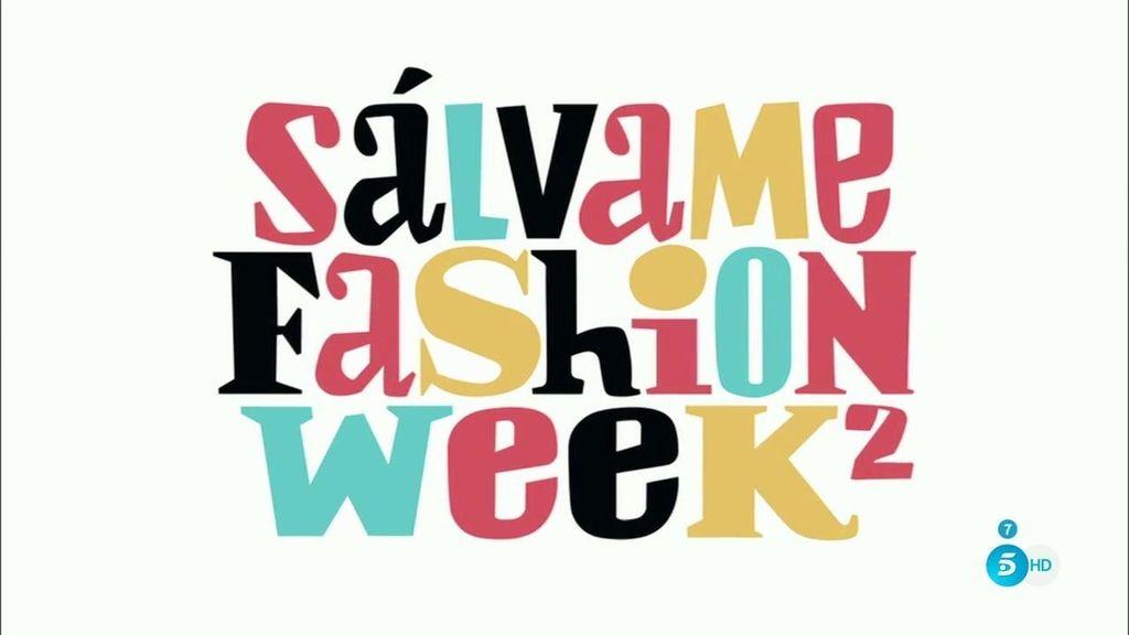 Así será la segunda edición de la 'Sálvame Fashion Week'