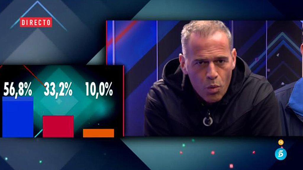 """Raquel Bollo: """"Creo que el 56,8% soy yo"""""""
