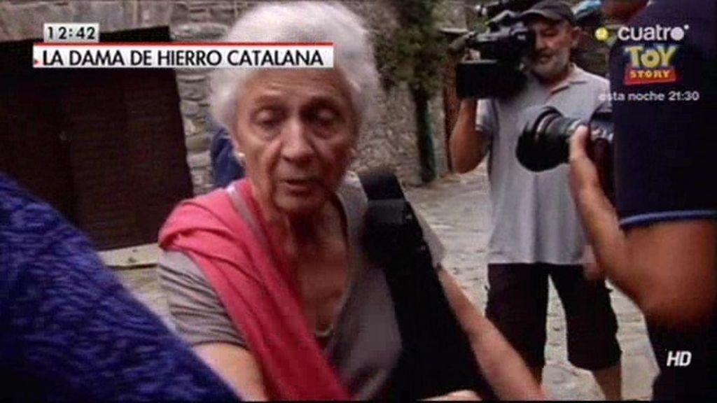 Marta Ferrusola, la 'dama de hierro' catalana