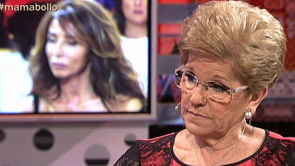 Dolores Dorado asegura que Chiquetete hablaba despectivamente de su madre