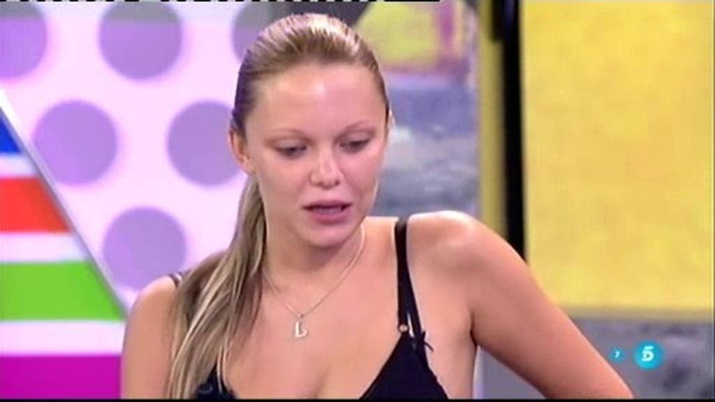 """Luisa, tras abandonar 'Pasaporte a la isla': """"El sábado me desmayé y por eso me he ido"""""""