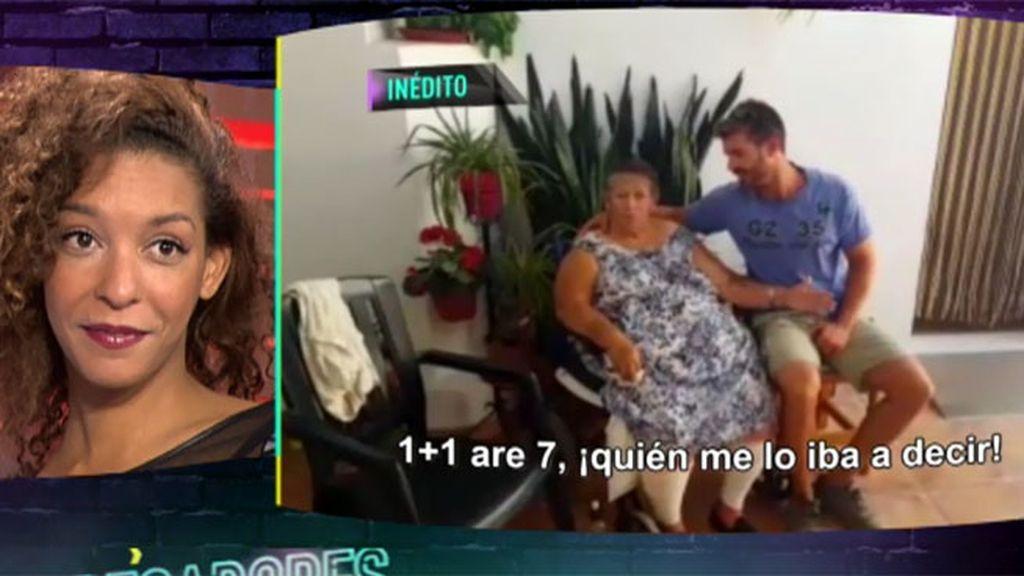 El enternecedor vídeo que le ha grabado Bernardo a Viola