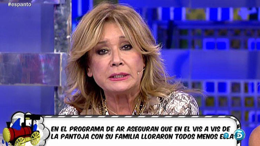 """Mila Ximénez: """"Isabel Pantoja está haciendo en prisión lo que le sale de la peineta"""""""