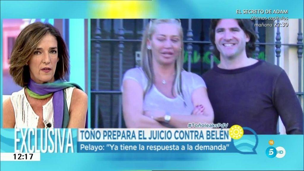 """Paloma García Pelayo: """"Toño Sanchís  tiene testigos que acreditan su inocencia"""""""