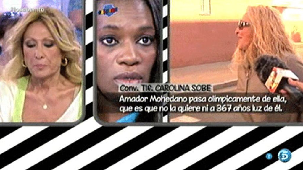 Carolina Sobe desmiente a Marisa Rejano