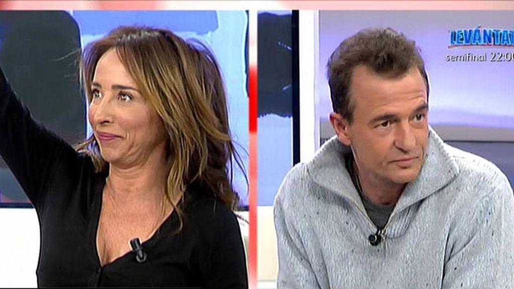 María Patiño y Alessandro Lequio siguen enfrentados por Belén Esteban
