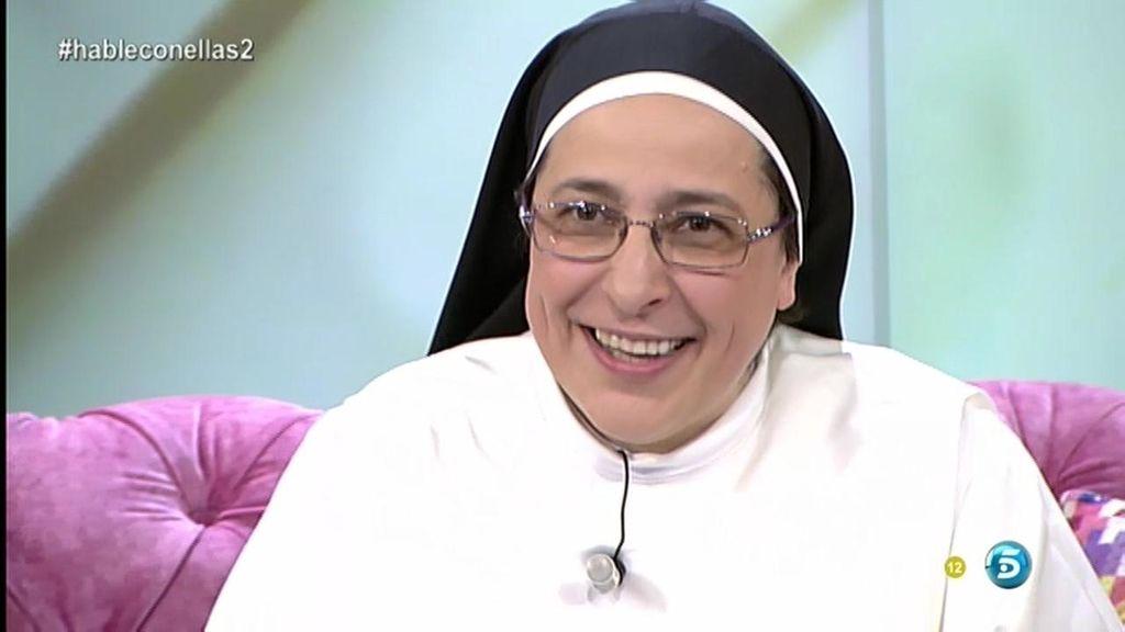 "Lucía Caram: ""Yo soy una monja feliz"""