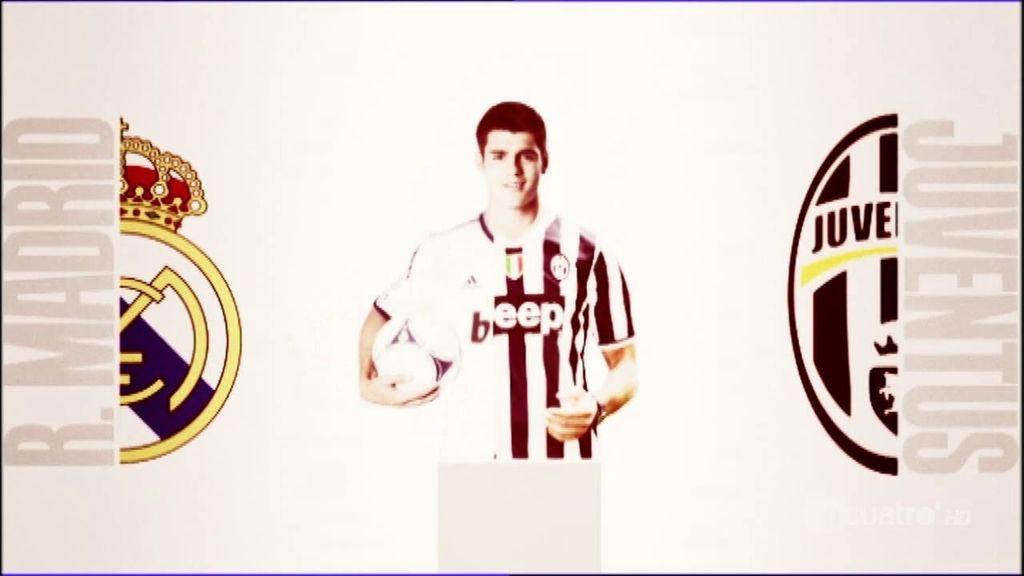 ¿Volverá Morata al Real Madrid? Florentino quiere ficharlo para después venderlo