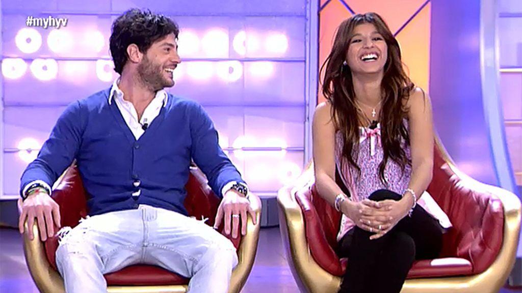 """Alessandro, sobre Aguasantas: """"Yo nunca me refiero a ella como gitanita"""""""