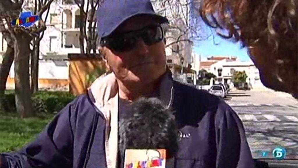"""Amador Mohedano, tras la reaparición de Rosa: """"Ella tiene motivos, es lo que hay"""""""