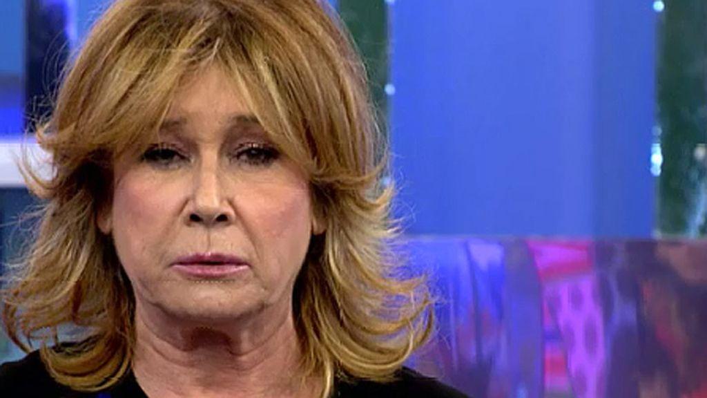 "Mila Ximénez, a Bibiana Fernández: ""Yo te juro que tus amigos te mienten"""