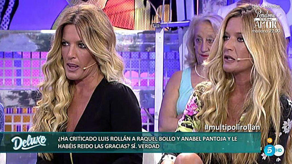 """Las Mellis: """"Luis Rollán se ha reído de Raquel y Anabel delante de nosotras"""""""