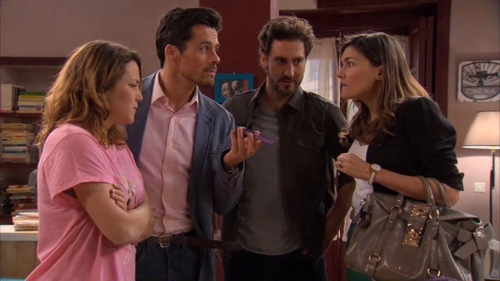 Carlos le tiende una trampa a Jorge