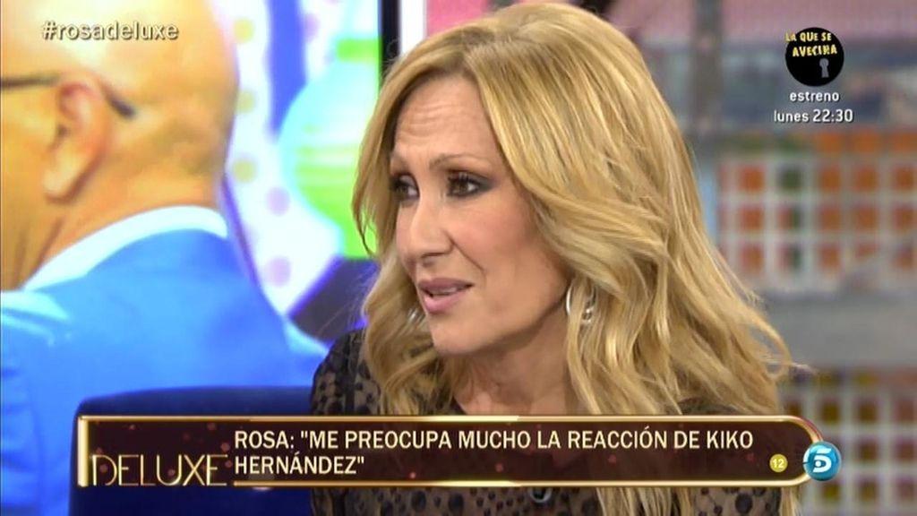 La familia de Rosa Benito quieren protegerla y quieren evitar la presión de los medios