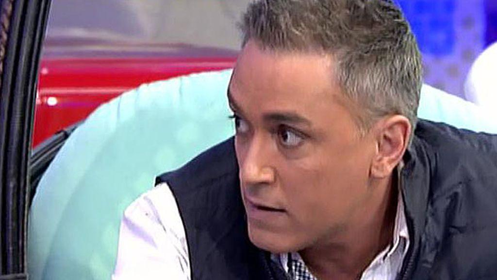 Kiko Hernández cree que Ángela Portero está actuando con el tema de la limpieza