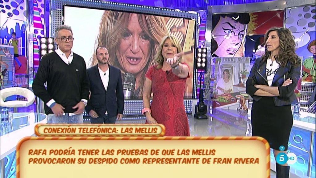 """Las Mellis se defienden: """"Nosotras jamás hemos filtrado ninguna información"""""""