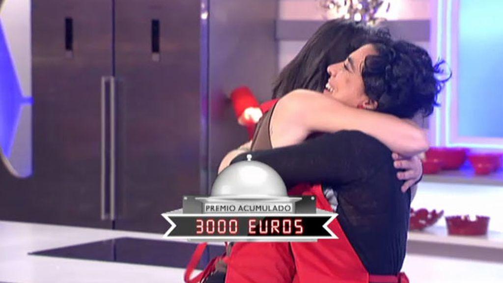 Anna María y Aina vuelven a ganar 1.000 euros más en su tercer programa