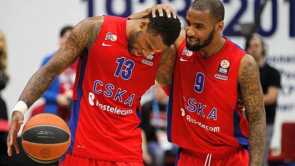 El CSKA arrasa al Panathinaikos en el quinto partido en Moscú (74-44)
