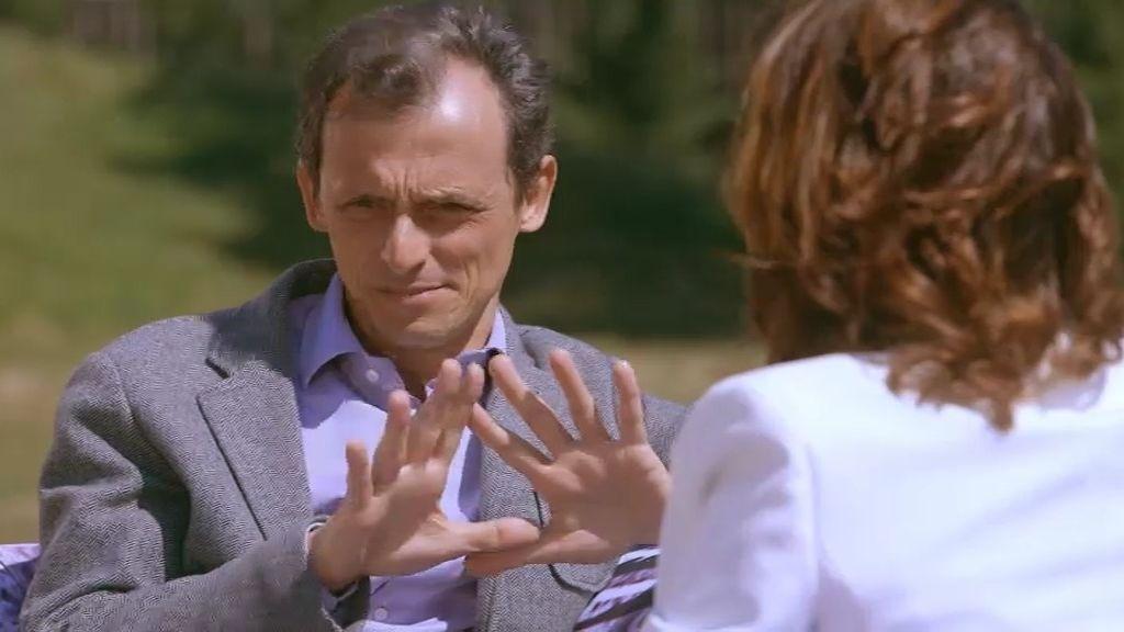 """Pedro Duque: """"Es eufórico estar en la ingravidez si te lo tomas bien"""""""