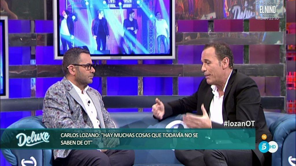 """Carlos Lozano habla de las parejas de 'OT': """"Hubo amor y sexo en la academia"""""""