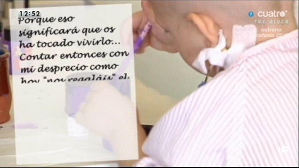 """La madre de una niña con cáncer, tras los recortes en sanidad: """"Ningún padre os perdonará lo que estamos viviendo"""""""