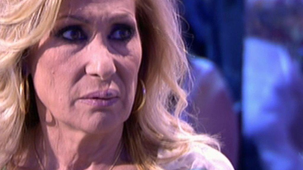 """Rosa: """"No he ido a vengarme de Amador"""""""