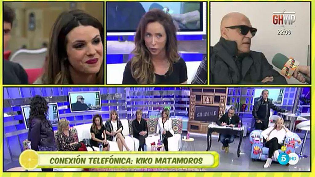 """Kiko Matamoros: """"Hay una sentencia definitiva que me ampara"""""""