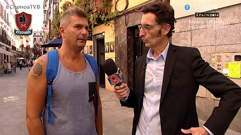 """La encuesta de Abascal: """"¿Defenderíamos a España en casa de conflicto bélico?"""""""