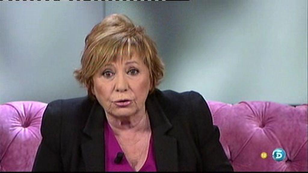 """Celia Villalobos: """"La mayoría de los políticos no nos llevamos la cartera de nadie"""""""