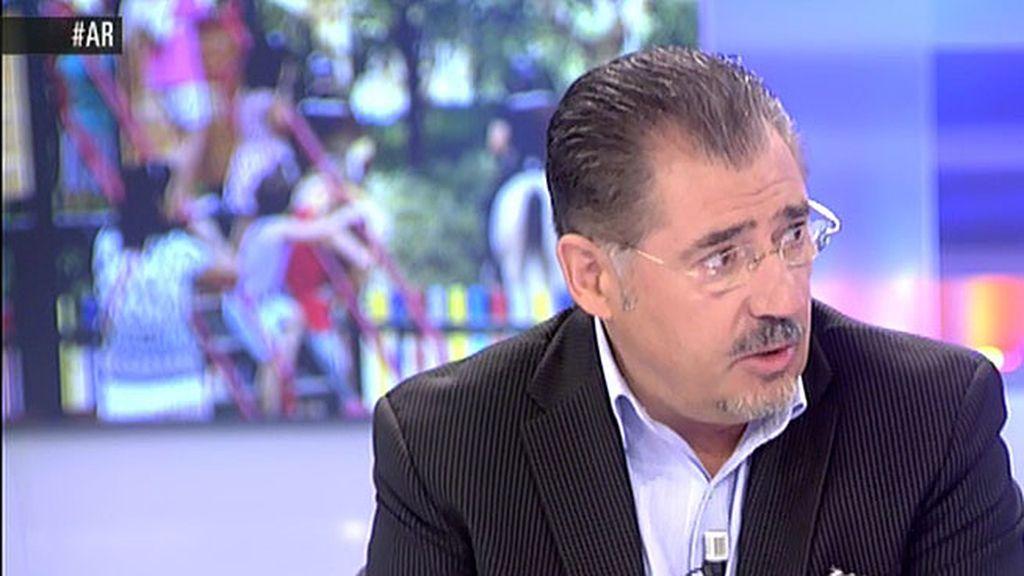 """Magaz, presidente de la sociedad de criminología: """"El pederasta es audaz y osado"""""""
