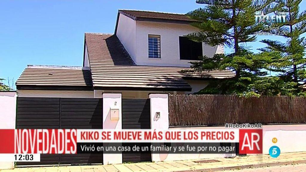 Las casas de Kiko en Sevilla