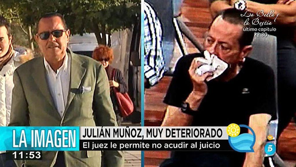 Julián Muñoz no asistirá a todas las sesiones del juicio debido a su salud