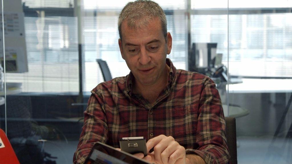 Nacho Medina comprueba cómo pueden acceder a sus datos sin que se dé cuenta