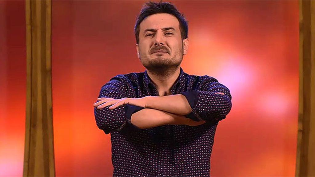 """Sergio Olalla: """"Lo único que os pediría es que no salgáis de fiesta a pasároslo bien"""""""