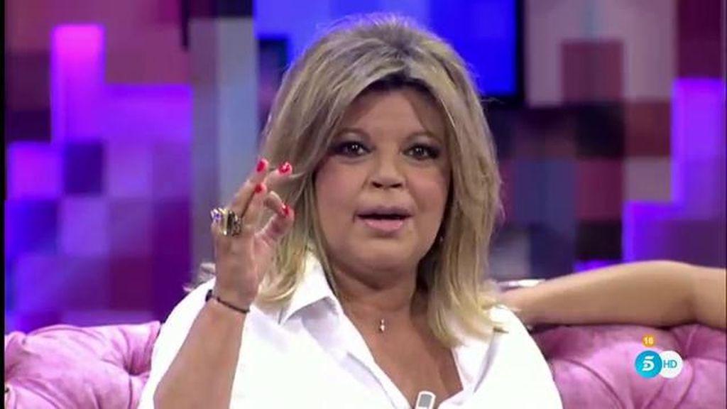 """Terelu, tajante sobre Kike Calleja: """"No hemos vuelto a tener una relación íntima"""""""