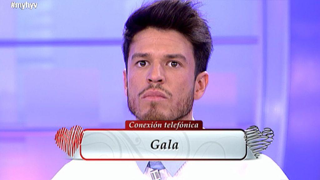 """Gala: """"A Fede solo le gusta es el tronito"""""""