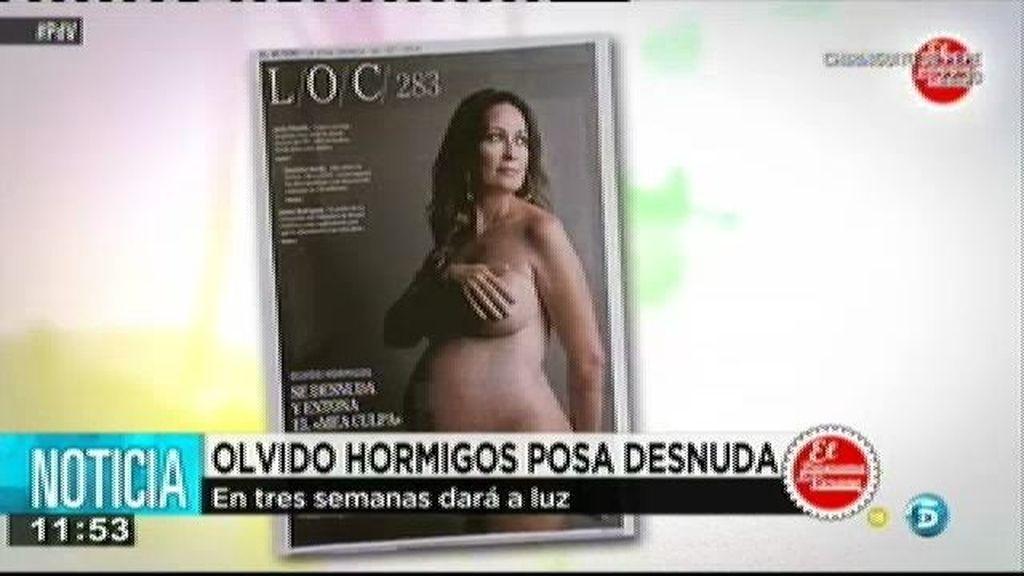 Nuevo Desnudo De Olvido Hormigos
