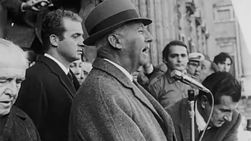 La complicada situación de Don Juan Carlos: entre Franco y su padre