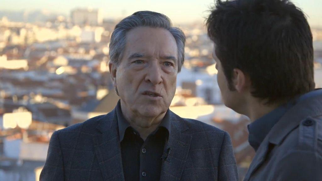 """Iñaki Gabilondo: """"Lo que se quiere conseguir se consigue, si hay voluntad se puede"""""""