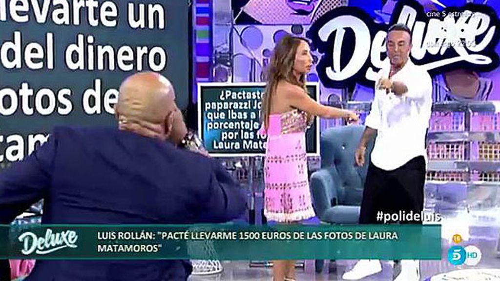 """Luis, a Kiko Matamoros: """"No eres mejor que yo, tú has vendido a tu mujer delante de mí"""""""