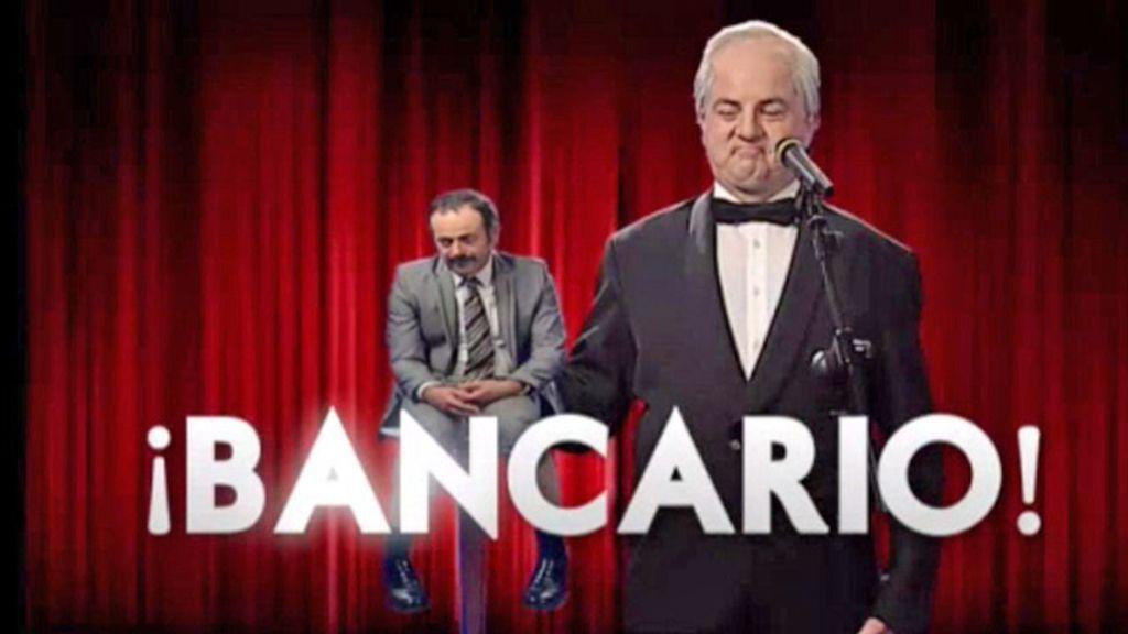 Bancario, el muñeco de José Luis Moreno