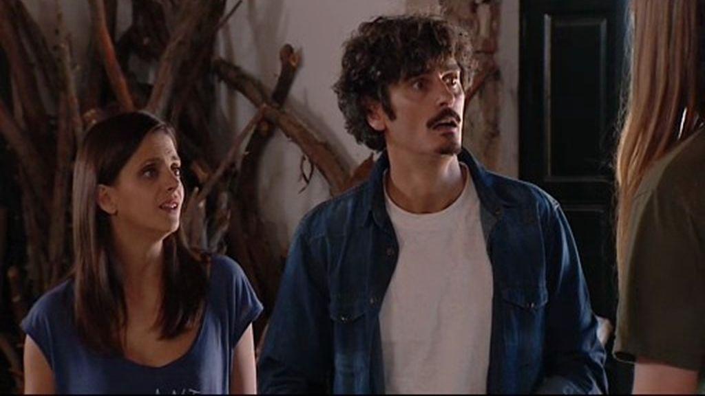 Fermín organiza una extraña 'escapada rural' a Javi y Lola para reformar su casa