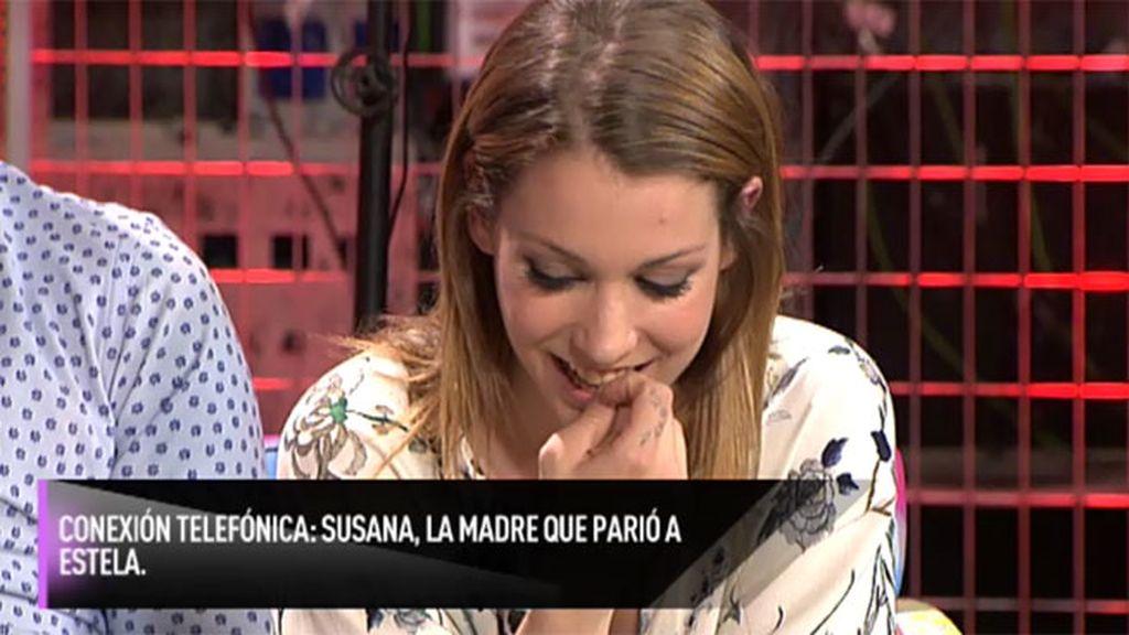"""Susana, madre de Estela:"""" Es verdad que es muy despistada, pero es la esencia de Estela"""""""