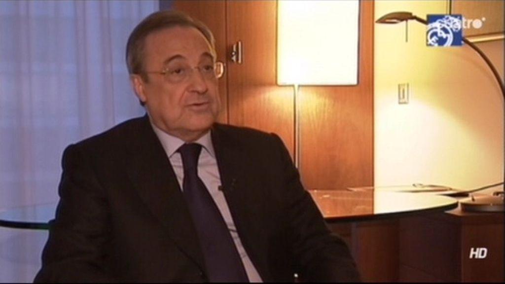 """Florentino: """"Se ha hecho justicia"""""""
