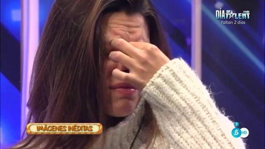 Laura Matamoros amenaza con irse de la casa de 'GH VIP'